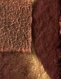 Shelley N. Sims, Artist - Mixed Media, Handmade Papers, Iconic Images :  Sedona Arizona AZ