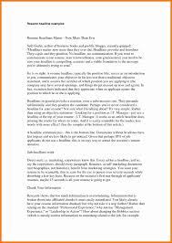 Example Of Resume Headline Ideas Of Sample Resume Headlines Unique Resume Headline Examples