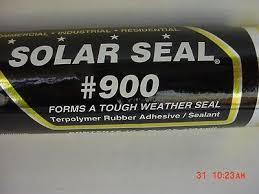 900 Solar Seal Sealant 8 Tubes 10 3 Oz Tubes Certainteed