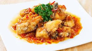 Bumbu masakan ikan gurame bakar dengan olesan madu asli. Resep Ikan Gurame Saus Tiram Gurih Nikmat