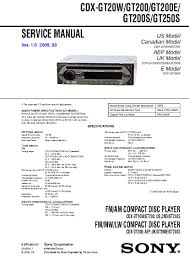 sony cdx ra700 wiring diagram sony car diagram download for Sony Car Stereo Wiring Harness Diagram sony cdx wiring harness diagram stuning sony car stereo wiring diagram