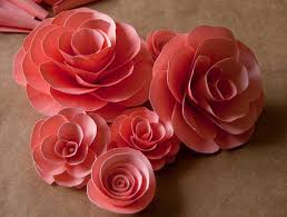 Paper Quilling Rose Flower Basket Quilling Made Easy How To Make Beautiful Paper Rose Using Paper