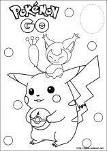 Monitos Tiernos Para Colorear Dibujos De Pokemon Para Colorear En Colorear Net