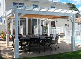 12x12 Waterproof Canopy Top Replacement Patio Cover For Harbor