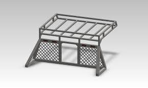 Headache Rack Designs Roof Rack That Attaches To Headache Rack Ideas The