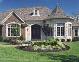 Exterior Brick And Stone Home Designs   So Replica HousesExterior Brick And Stone Home Designs