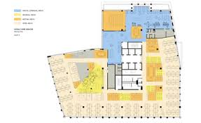 google moscow office. floor plan level 4 google moscow office l