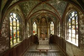 la chapelle de la. Urbex - Chapelle De La Rose 13 I