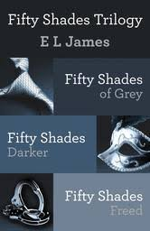 book cover fifty shades trilogy bundle