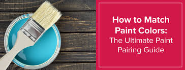 how to match paint colorsHow To Match Paint Colors In Your Home  Home Paint Pairing Guide