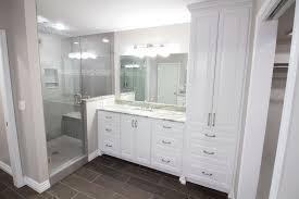 bathroom remodel gray. BATHROOM REMODELS Bathroom Remodel Gray