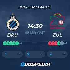 FC Brügge - SV Zulte Waregem » Live Stream & Ticker + Quoten, Statistiken,  News