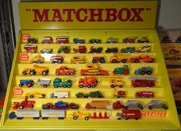 Car matchbox toy vintage