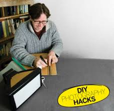 diy lighting effects. Creative Lighting Effects \u2013 Make A Softbox With Cardboard For DIY Photography Hacks Diy