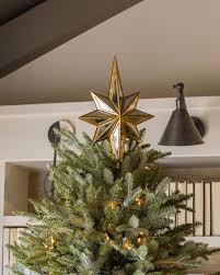 Lighted Globe Led Revolving Tree Topper Double Sided Mirrored Star Tree Topper Christmas Tree Star