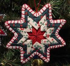 Mini Quilted Christmas Ornaments - Quilting Digest | Quilting ... & Free Small Quilted Christmas Ornaments | Ribbon Quilt Ornaments - Mawicke  Creations - Cincinnati, OH Adamdwight.com