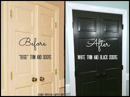 Tricorn Black Sherwin Williams Remodelaholic Decorating With Black 13 Ways To Use Dark Colors
