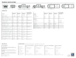 2018 F 150 Bed Size Chart Ford F 150 Bed Dimensions Gorbel Co