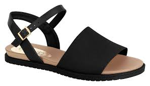Beira Rio 8337.109-1340 <b>Women Fashion</b> Flat <b>Summer Sandal</b> ...