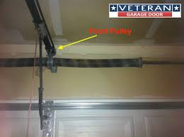 front polly garage door opener