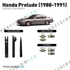 Honda Prelude Light Bulb Size Honda Prelude Led Interior Package 1988 1991