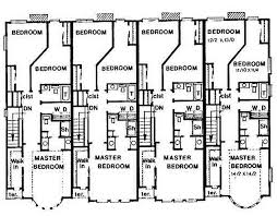 3 Story House Floor PlansThree Story Floor Plans