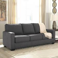 livingroom ashley furniture sofa beds zeb queen sleeper in charcoal local remodel alluring laura abingdon