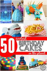 15 Original Birthday Cake Ideas