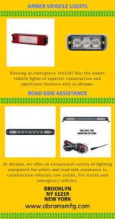 Vehicle Strobe Lights Warning Lights On Cars