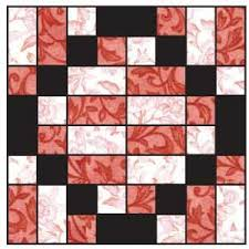 7 best images about quilt on Pinterest | Night & day, Mccall's ... & Free quilt block---Hug Block Skill Level BEGINNER Finished Block Size using  2 wide strips. using 1 wide strips. Adamdwight.com