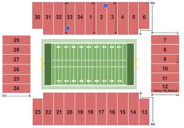 Fargodome Seating Chart Pink Buy North Dakota State Bisons Football Tickets Seating
