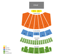 Comerica Theatre Seating Chart And Tickets Formerly Dodge