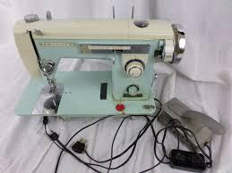 Vintage Brother Sewing Machine Made In Japan