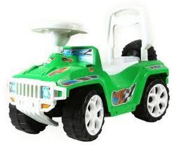 Машина-<b>каталка Orion Toys Ориончик</b> 419_зеленая Орион Тойс ...