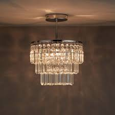 ... Large Size of Bathrooms Design:bathroom Ceiling Light Orara Chrome  Effect Lamp Departments Bq Prd ...