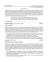 Sample resume technology coordinator