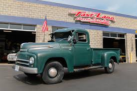 1951 International Harvester L-110 | Fast Lane Classic Cars