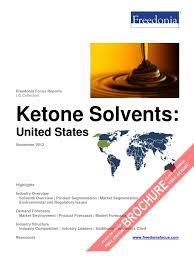 Ketone Solvents: United States   Ketone   Paint