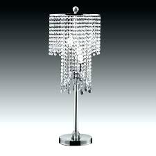 chandelier table lamp modern crystal table lamp acrylic chandelier parts and regarding lamps chandelier table lamp chandelier table lamp
