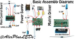 standard bluetooth thomas diy led kit v2 alexplusleds Thomas Wiring Diagrams Thomas Wiring Diagrams #67 thomas bus wiring diagrams for the alt