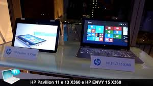 Hp Pavilion Vs Envy X360