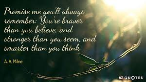 Aa Quotes Amazing TOP 48 QUOTES BY A A MILNE Of 48 AZ Quotes