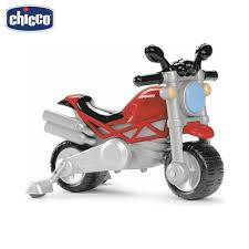 <b>Каталка</b>-<b>мотоцикл Chicco</b> Ducati Monster 18м+ - купить недорого ...