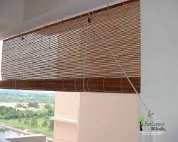 ... Brown Rectengle Antique Outdoor Bamboo Shade Vernished Design:  Wonderfull outdoor bamboo shade ...