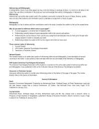 Pdf Two Common Referencing Style Learning Hand Notes