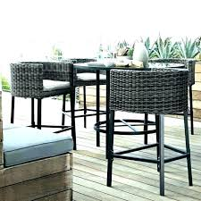 counter height bistro set outdoor tall bistro table and chairs outdoor bar height bistro table tall