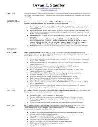 Resume Format For Desktop Support Engineer Best Of Image