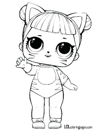 Kitties Coloring Pages Kittens Coloring Pages Kitten Coloring Pages
