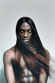 Long Hairstyles Black Men Long Hairstyles For Black Men Pinterest Mens Hairstyles And
