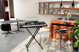 Musical Furniture Amazoncom Korg Pa300 61 Key Arranger Color Touchview Display